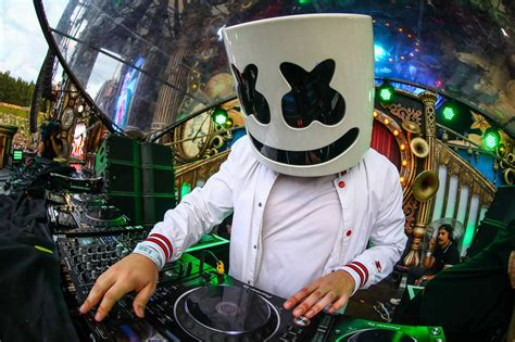 marshmello identity marshmello comically reveals his true identity to be will