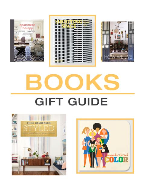design milk gift guide 2015 gift guide books design milk