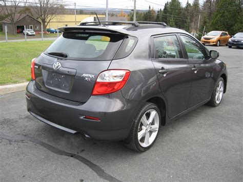 2010 Toyota Matrix Xrs 2010 Toyota Matrix Xrs Related Infomation Specifications