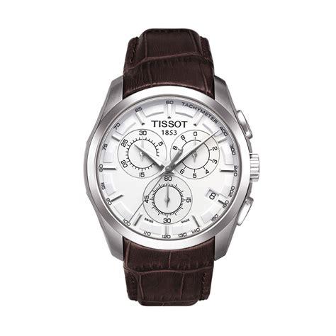 tissot uhr couturier chronograph t035 617 16 031 00