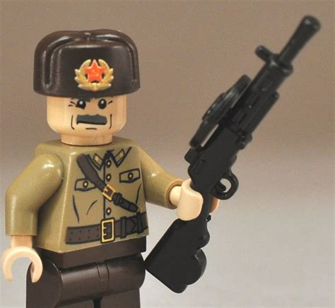 Lego Compatible Dp28 Rifle image gallery lego rpd