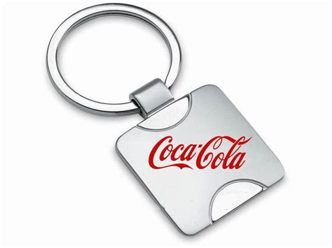 promotional key rings with printed logo