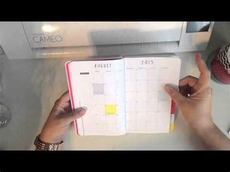 ban do planner unboxing 2015 ban do 17 month agenda shopbando com doovi