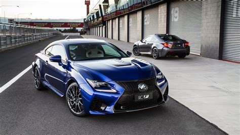 lexus rcf wallpaper lexus rc f wallpaper cars wallpaper better