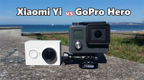 Gopro Merk Xiaomi xiaomi yi vs gopro doovi