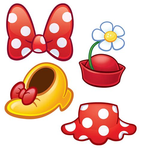 Set 3in1 Polka Minnie Vs minnie shoes clipart shoes style 2018