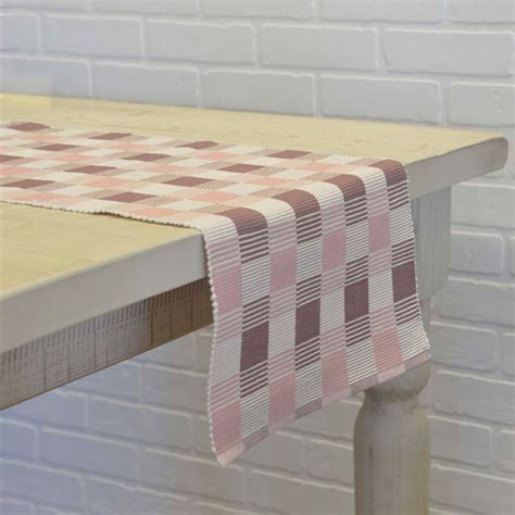 90 inch table runner pink 90 inch table runner the patch