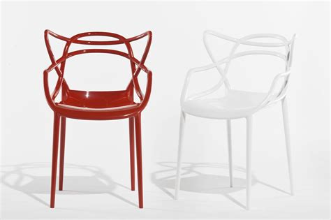 Tulip Armchair Design Ideas Philippe Starck Masters Chair For Kartell
