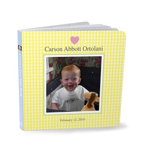 baby family picture book my board book for babies pint size productions