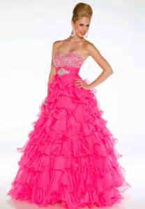 pink dress how to look in pink prom dresses iris gown