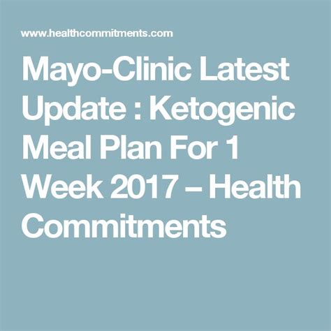 mayo clinic diet journal template image collections