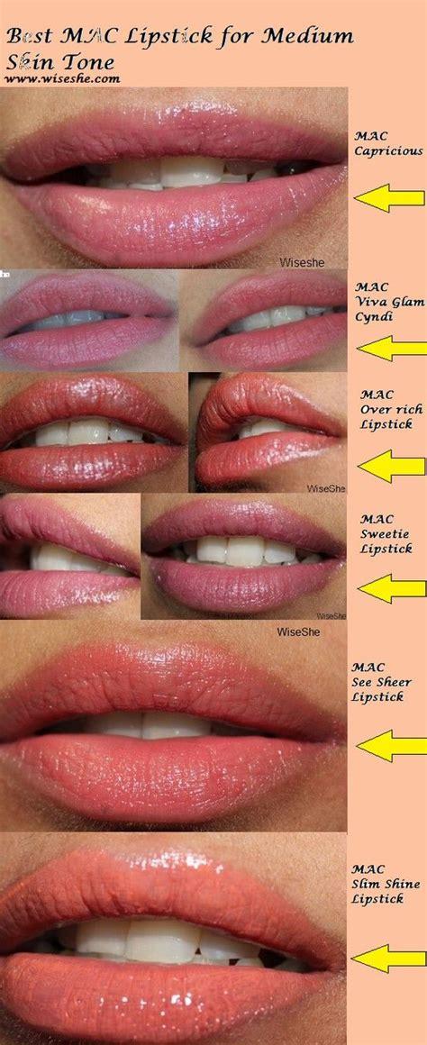 best lip color for light to medium skin 6 best mac lipstick for medium skin tone mac lipstick
