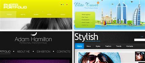 Photoshop Tutorial Principles Of Minimalist Web Design How To Choose Website Template