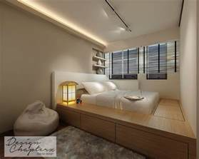 Bedroom Ideas For Small Rooms Singapore Inspiring Platform Bed Idea You Can