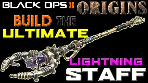 tutorial zombies black ops ultimate lightning staff origins tutorial call of