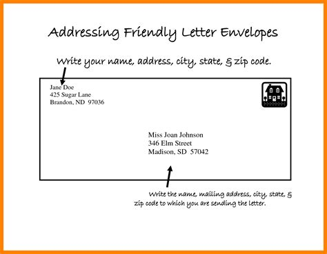 Recommendation Letter Envelope Format 7 Format Of An Address On An Envelope Buyer Resume