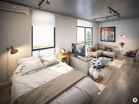 pleasant mini apartment  practical design