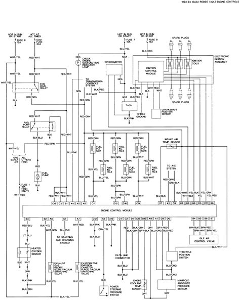 isuzu npr wiring diagram  wiring diagram