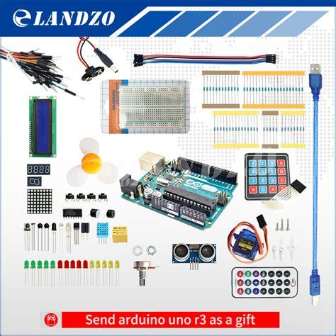 Terbaru Arduino Uno R3 Starter Kit Cocok Untuk Pemula buy grosir arduino starter kit from china arduino