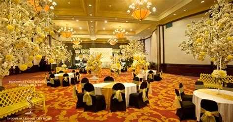 Wedding Package Hotel Novotel Bandung by Hotel Bandung Promo Wedding Package The Papandayan Bandung