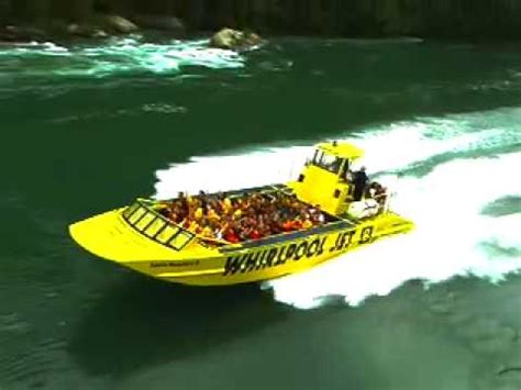 jet boat niagara video incredible niagara river jet boats youtube