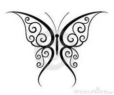Infinity Design 4958 by How To Draw A Butterfly How To Draw A