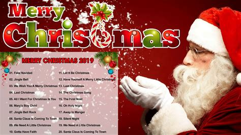 merry christmas  top  merry christmas songs   pop christmas songs  youtube