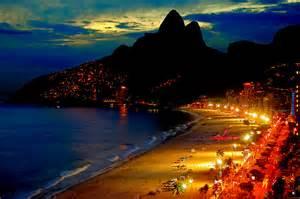 Bluewater Lights Rio De Janeiro A Land Of Natural Wonders Worldtraveland