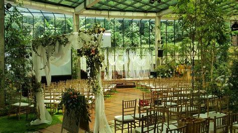 garden wedding glasshouse seputeh professional caterer cum wedding organizer canape food