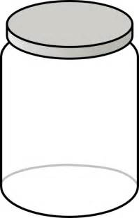 jar coloring page how to draw wempty jar