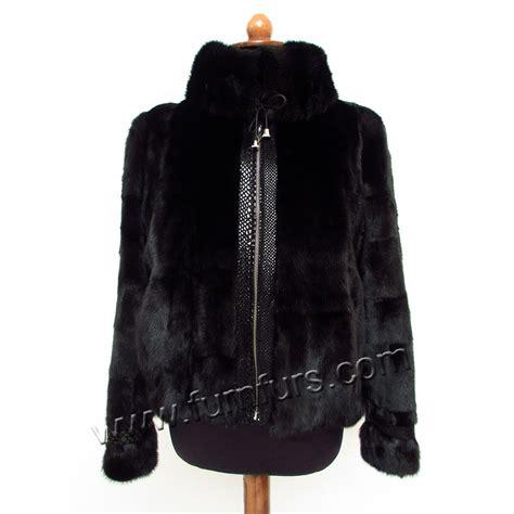 Jacket With Zipper black sculptured mink jacket with zipper fur n furs