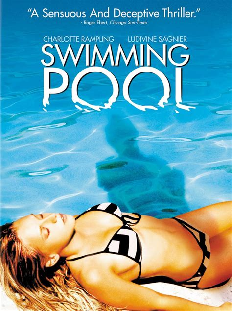 swimming pool movie swimming pool movie trailer and videos tv guide