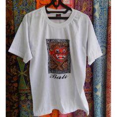 Celana Mikro Bali baju rajutan anak model rompi putih tinggi 36cm lingkar dada 49cm lingkar lengan 18cm bahan
