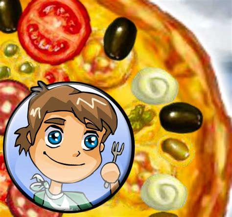 juego para cocinar pizza de frutas juegos juego para cocinar pizza de salami juegos