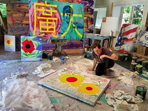 jim carrey spent the last six years painting now see what the actor turned artist has created