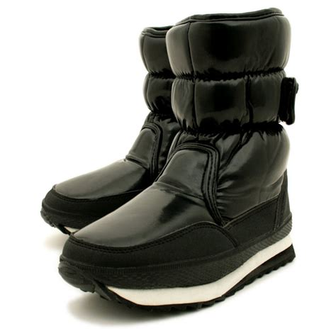 moon boots womens buy womens black waterproof sole winter snow jogger sporty