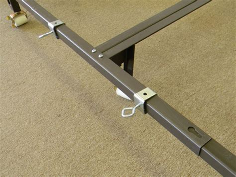 Metal Bed Frame Bolts Heavy Duty Size Metal Bed Frame
