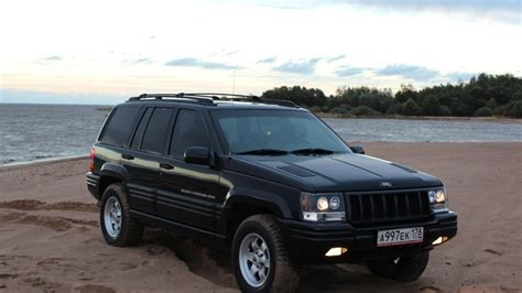 Jeep Grand 5 9 Limited Jeep Grand 5 9 Limited Quot кабан Quot Drive2