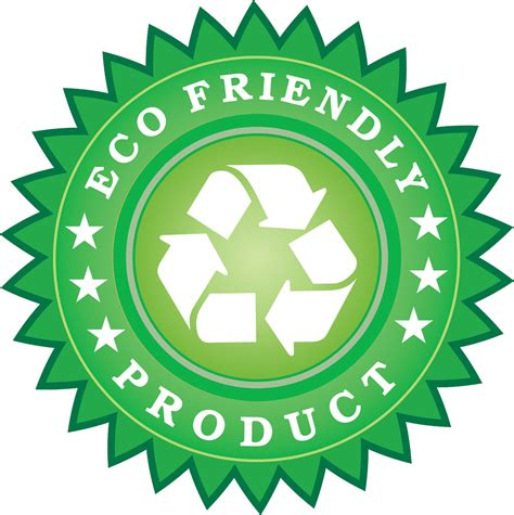 eco friendly eco friendly product sticker free stock photo public