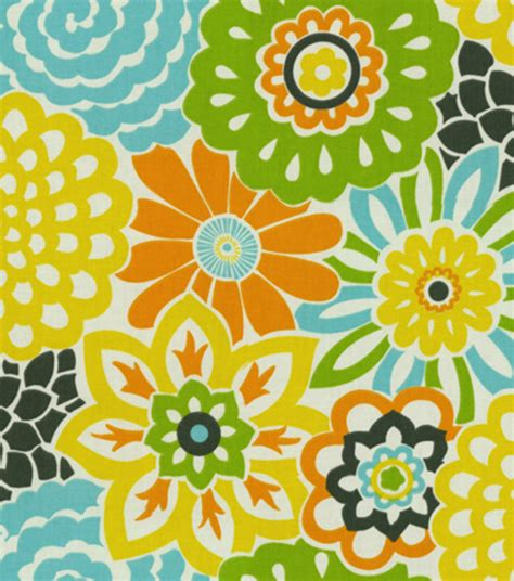 home decor print fabric home decor 8 x 8 swatch print fabric waverly button