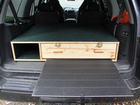 upland talk bulletin board printable version  topic suv storage drawers cabinet dog
