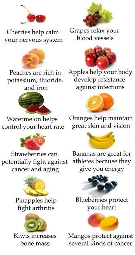 eat 5 to 9 a day health benefits of fruit