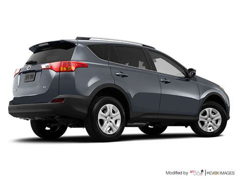 Toyota Rav4 Le 2015 New 2015 Toyota Rav4 Fwd Le For Sale In Pincourt
