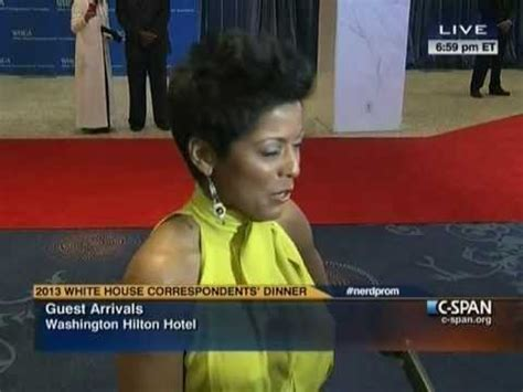 tamron hall plays dating game on meredith today tamron hall braless in dress inaugural ball january doovi