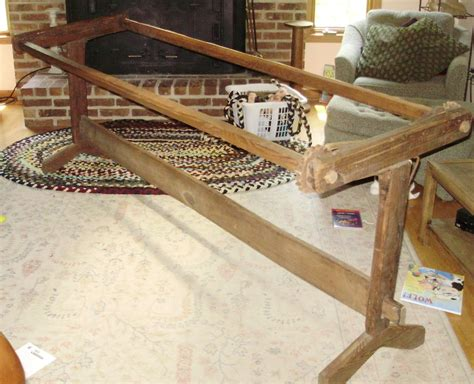 Quilting Rack Plans by Of A Domestic Disaster Antique Quilt Frame