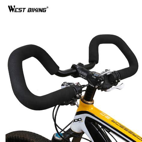 Handlebar Sepeda Mtb cycling handlebar 25 4 31 8 590mm aluminium alloy mtb