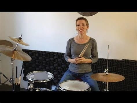 drum tutorial com beginner drum lessons 1 your first beat youtube