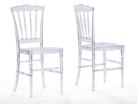 clear dining room chairs chiavari clear dining chair acrylic stacking chairs
