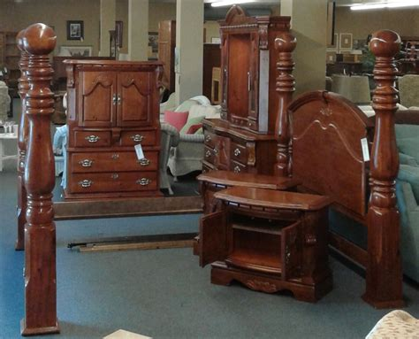 Cannonball Bedroom Furniture Sets King Cannon Bedroom Suite Delmarva Furniture Consignment