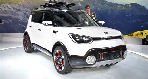 Kia Soul 4 Wheel Drive Kia Unveils Electric All Wheel Drive Trail Ster Concept
